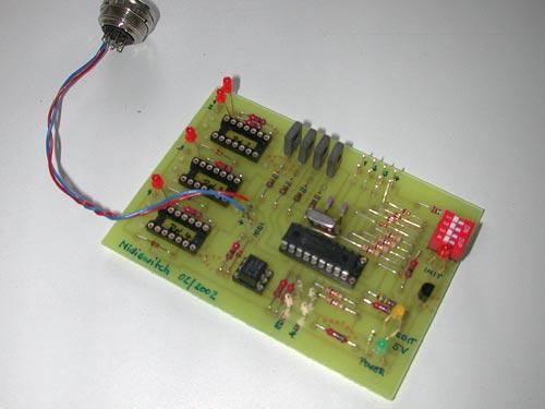 Ralph's midi switch prototype