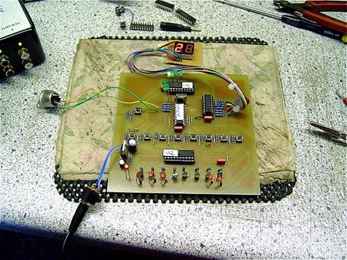 Valentin's looper prototype