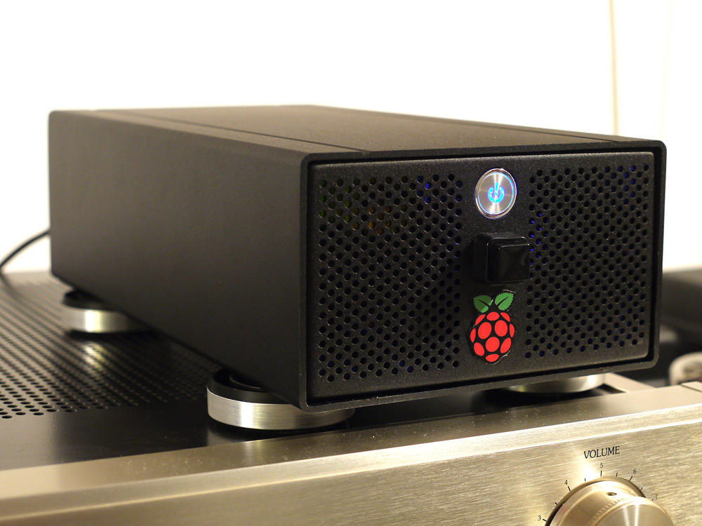 Squeezelite Streaming Client With Raspberry Pi Jimkim De