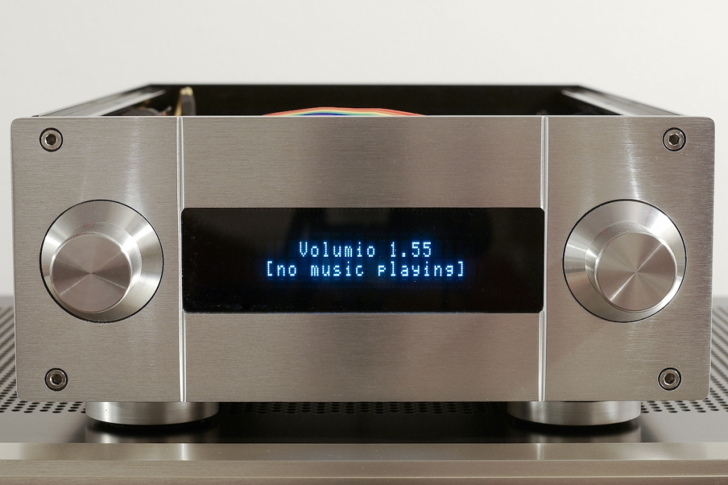 Digital Music Player with Raspberry Pi and Volumio – jimkim de