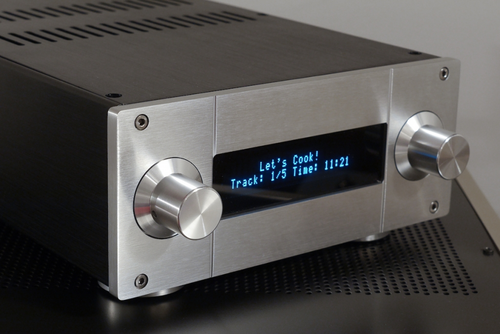 Digital Music Player With Raspberry Pi And Volumio Jimkim De