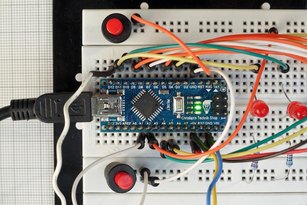 Arduino Midi Switch  U2013 Jimkim De